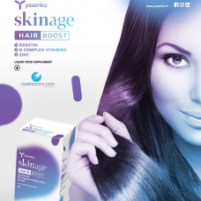 SKINAGE HAIR BOOST 500ML (DRINK)